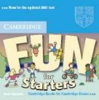 fun for starters (cd)-anne robinson-9780521613613