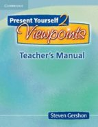 Present Yourself 2 Teacher