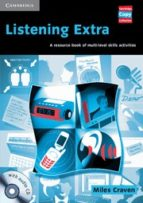 listening extra (book and 2 audio cds): a resource book of multi  level skills activities miles craven 9780521754613