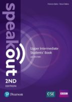 speakout upper intermediate 2nd edition students  book and dvd- r om-9781292116013