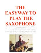 the easyway to play saxophone (ebook)-9781624889813
