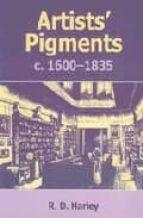 Artists  pigments 1600-1835 Descargar libros en ipad 1