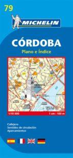 plano michelin cordoba (ref.19079) 9782067127913
