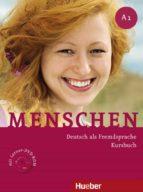 menschen a1 kursbuch mit dvd-rom-franz specht-9783191019013