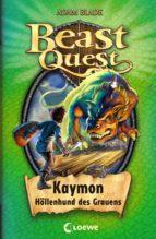 beast quest 16 – kaymon, höllenhund des grauens (ebook)-adam blade-9783732009213