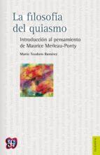 la filosofía del quiasmo (ebook) mario teodoro ramírez 9786071617613