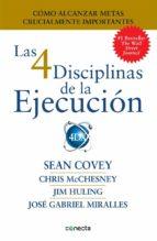 las 4 disciplinas de la ejecución (ebook)-chris mcchesney-9786073117913