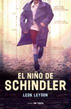 el niño de schindler-leon leyson-9788415594413