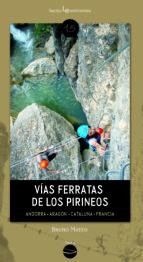 vías ferratas de los pirineos mateo bruno 9788416012213