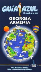 georgia y armenia 2014 (guia azul) 9788416137213