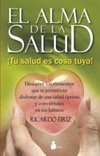 el alma de la salud ricardo eiriz 9788416233113