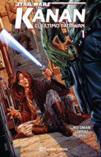 El libro de Star wars kanan nº 01 el último padawan autor VV.AA. TXT!