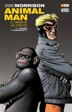 Animal Man de Grant Morrison (O.C.): Animal Man de Morrison 2 de 3