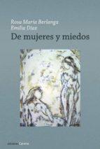 De mujeres y miedos (Carena Poesía)