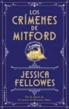 los crimenes de mitford jessica fellowes 9788417167813