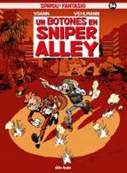 spirou y fantasio nº 54: un botones en sniper alley-fabien velhmann-9788417294113