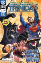 batman/superman/wonder woman: trinidad núm. 22 (renacimiento) james robinson tyler kirkham 9788417644413