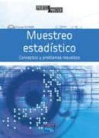 muestreo estadistico: conceptos y problemas resueltos-cesar perez lopez-9788420544113