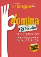 cuadernos domina lengua 4 compernsion lectora 2-9788421669013