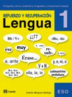 refuerzo de lengua (1º eso)-9788421836613