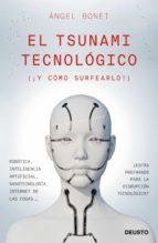 el tsunami tecnológico (ebook) angel bonet 9788423429813