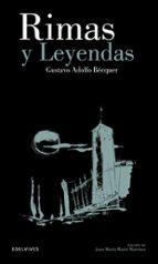rimas y leyendas-gustavo adolfo becquer-9788426352613