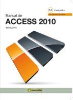 manual de access 2010 9788426717313