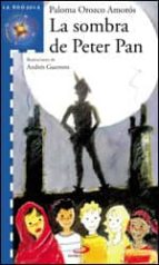 La sombra de Peter Pan (La brújula - serie azul)
