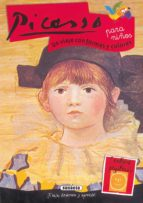 picasso para niños: un viaje divertido (contiene pegatinas)-9788430541713