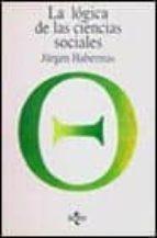 LA LOGICA DE LAS CIENCIAS SOCIALES ND/AED
