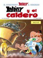 asterix 13: asterix y el caldero rene goscinny albert uderzo 9788434567313