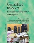 contabilidad financiera: el modelo contable basico 9788436822113