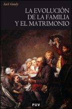 LA EVOLUCION DE LA FAMILIA Y EL MATRIMONIO