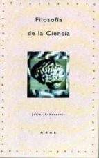 filosofia de la ciencia-javier echeverria-9788446005513