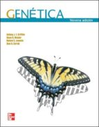 genetica j.a. griffiths 9788448160913