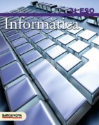 El libro de Informàtica 4 eso. llibre de l alumne educación secundaria obligatoria - segundo ciclo - 4º autor VV.AA. TXT!