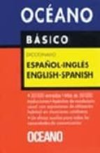 basico diccionario español ingles english spanish 9788449420313