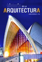 El libro de Historia de la arquitectura autor RODRÍGUEZ LLERA RAMÓN PDF!