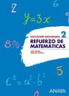 refuerzo matematicas 2º eso-9788466751513