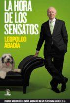 la hora de los sensatos (ebook)-leopoldo abadia-9788467034813