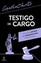 testigo de cargo agatha christie 9788467056013
