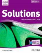 solutions int sb 2ed 9788467382013