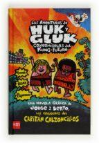 12 el capitan calzoncillos y las aventuras de huk y gluk (cartone-dav pilkey-9788467555813