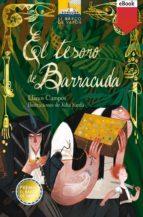 El tesoro de Barracuda (eBook-ePub) (Barco de Vapor Naranja)