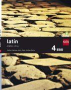 latín 4º eso savia andalucía-9788467584813