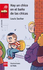 hay un chico en el baño de las chicas-louis sachar-9788467589313