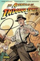 las aventuras de indiana jones (vol. 1)-mark evanier-9788467900613