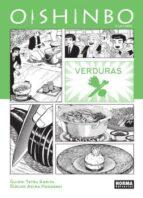 oishinbo a la carte 05: verduras-tetsu kariya-akira hanasaki-9788467923513