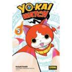 yo-kai watch 05-noriyuki konishi-9788467925913