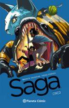 saga nº 5-brian k. vaughan-fiona staples-9788468478913